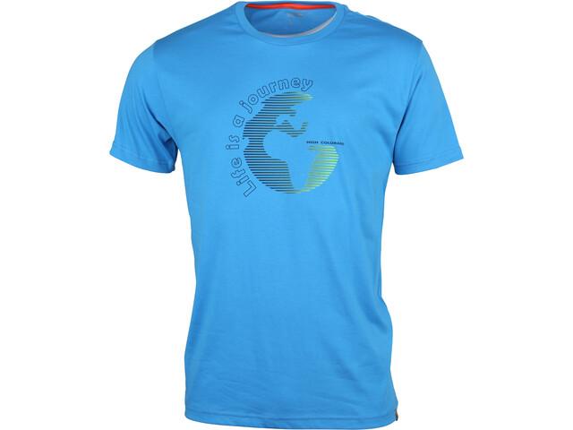 High Colorado Garda 4 T-paita Miehet, brilliant blue
